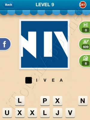 Hi Guess the Brand Level Level 9 Pic 241 Answer