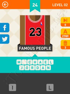 Icon Pop Mania Level Level 2 Pic 24 Answer