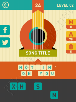 Icon Pop Song Level Level 2 Pic 24 Answer