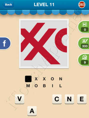 Hi Guess the Brand Level Level 11 Pic 283 Answer