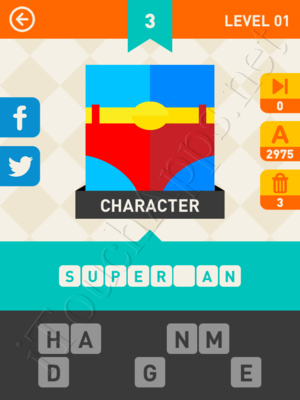 Icon Pop Mania Level Level 1 Pic 3 Answer