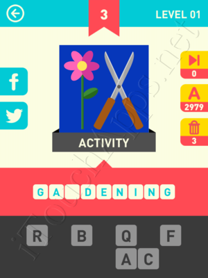 Icon Pop Word Level Level 1 Pic 3 Answer