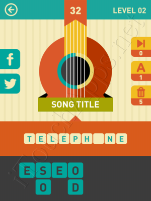 Icon Pop Song Level Level 2 Pic 32 Answer