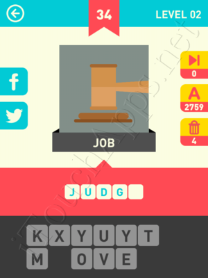 Icon Pop Word Level Level 2 Pic 34 Answer