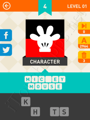 Icon Pop Mania Level Level 1 Pic 4 Answer