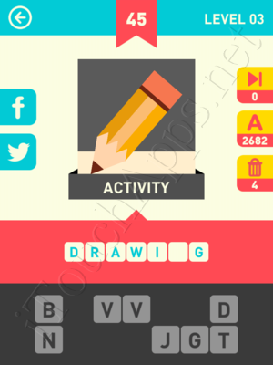 Icon Pop Word Level Level 3 Pic 45 Answer