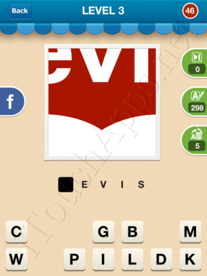 Hi Guess the Brand Level Level 3 Pic 46 Answer