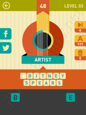 Icon Pop Song Level Level 3 Pic 48 Answer