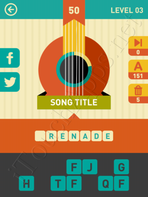 Icon Pop Song Level Level 3 Pic 50 Answer