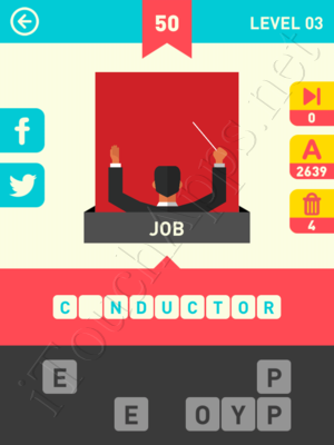 Icon Pop Word Level Level 3 Pic 50 Answer
