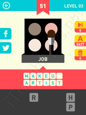 Icon Pop Word Level Level 3 Pic 51 Answer