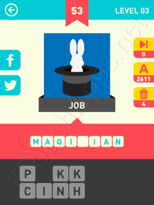 Icon Pop Word Level Level 3 Pic 53 Answer