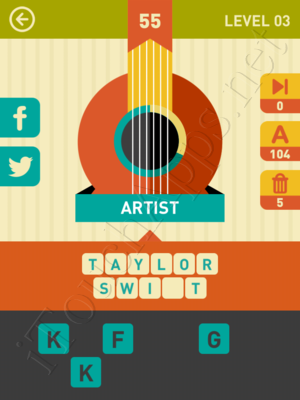 Icon Pop Song Level Level 3 Pic 55 Answer