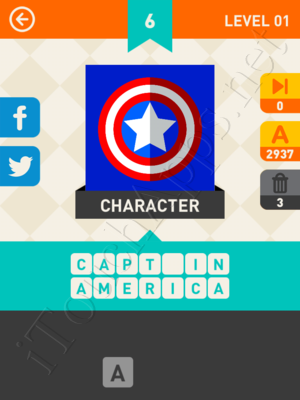Icon Pop Mania Level Level 1 Pic 6 Answer