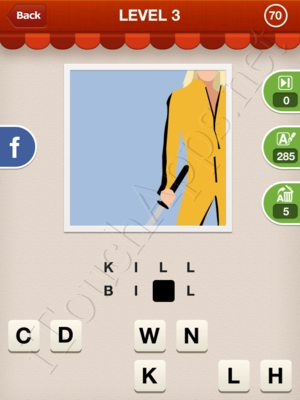 Hi Guess the Movie Level Level 3 Pic 70 Answer