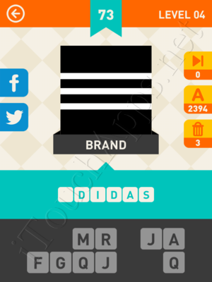 Icon Pop Mania Level Level 4 Pic 73 Answer