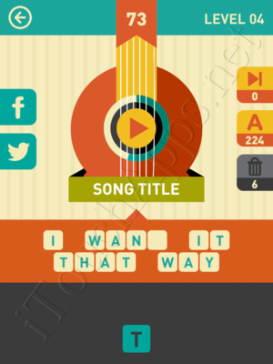 Icon Pop Song Level Level 4 Pic 73 Answer