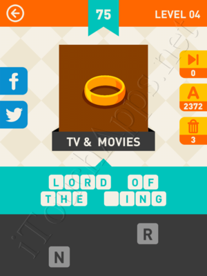 Icon Pop Mania Level Level 4 Pic 75 Answer
