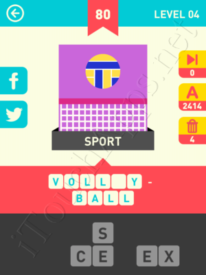 Icon Pop Word Level Level 4 Pic 80 Answer