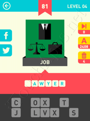 Icon Pop Word Level Level 4 Pic 81 Answer