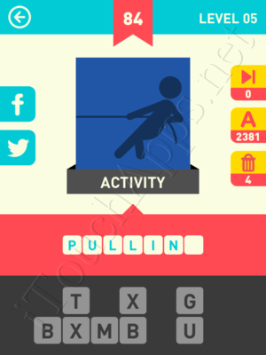 Icon Pop Word Level Level 5 Pic 84 Answer