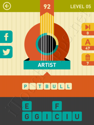 Icon Pop Song Level Level 5 Pic 92 Answer