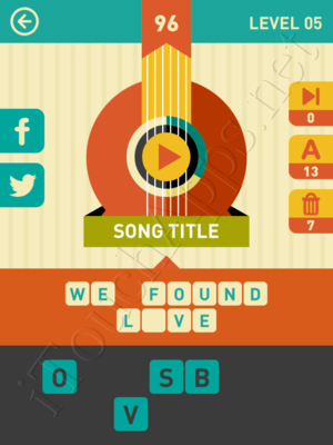 Icon Pop Song Level Level 5 Pic 96 Answer