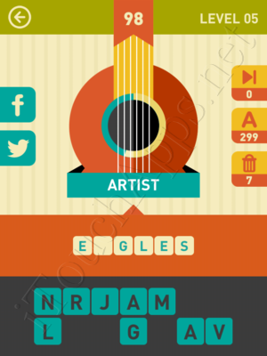 Icon Pop Song Level Level 5 Pic 98 Answer