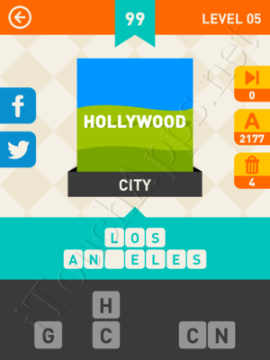 Icon Pop Mania Level Level 5 Pic 99 Answer