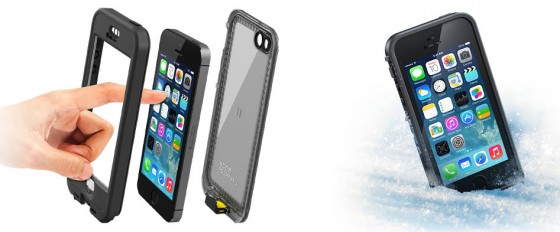 LifeProof Nuud and Fre cases