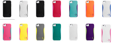 Case Mate Pop! Case for the iPhone 5s colors