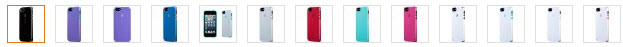 Speck Candyshell Case for iPhone 5S colors