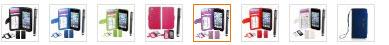 Thinkcase Book Design Premium PU Leather Wallet Case