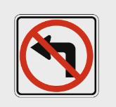 turning-left-not-allowed